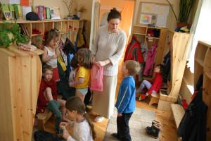 Частный детский сад - школа Путь зерна